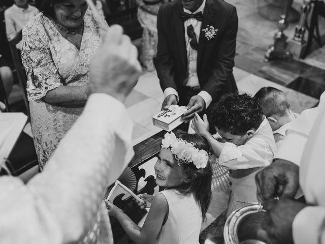 La boda de Eduardo y Laura en Dolores, Alicante 36