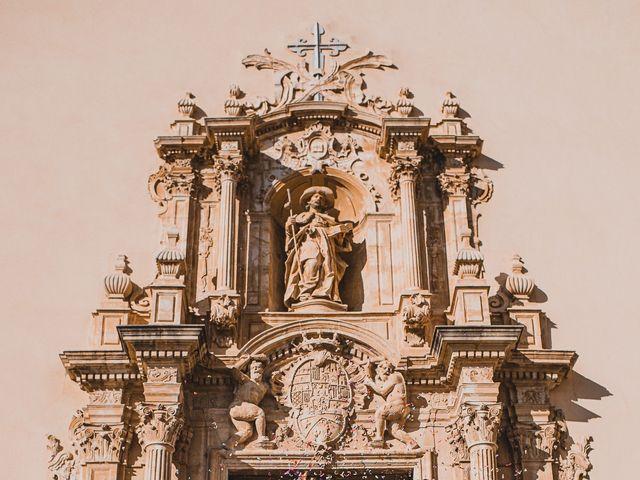La boda de Eduardo y Laura en Dolores, Alicante 37