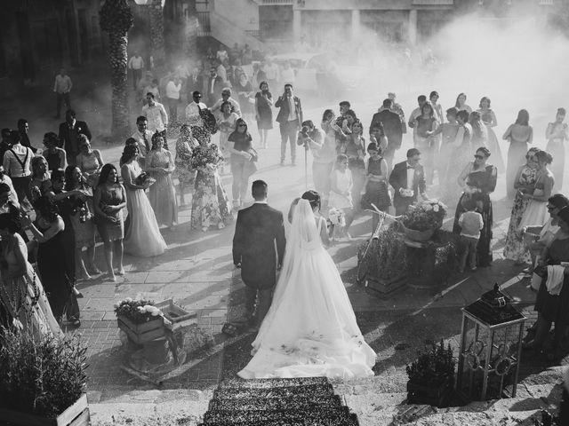 La boda de Eduardo y Laura en Dolores, Alicante 2
