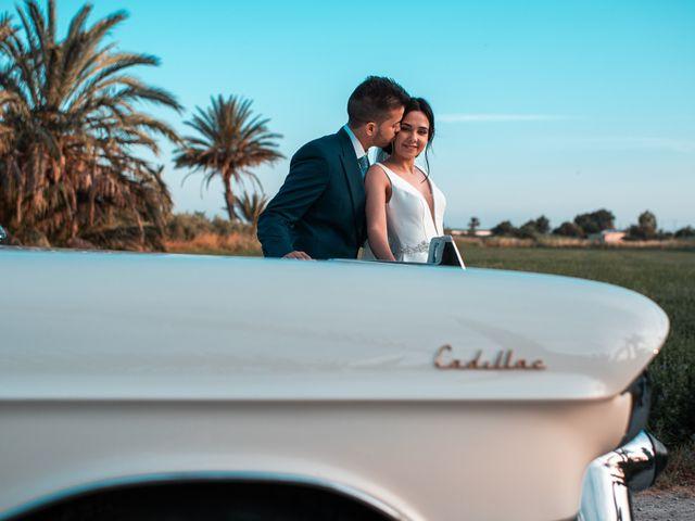La boda de Eduardo y Laura en Dolores, Alicante 38