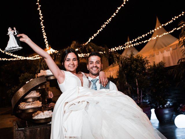 La boda de Eduardo y Laura en Dolores, Alicante 52
