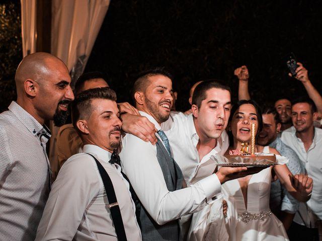 La boda de Eduardo y Laura en Dolores, Alicante 53