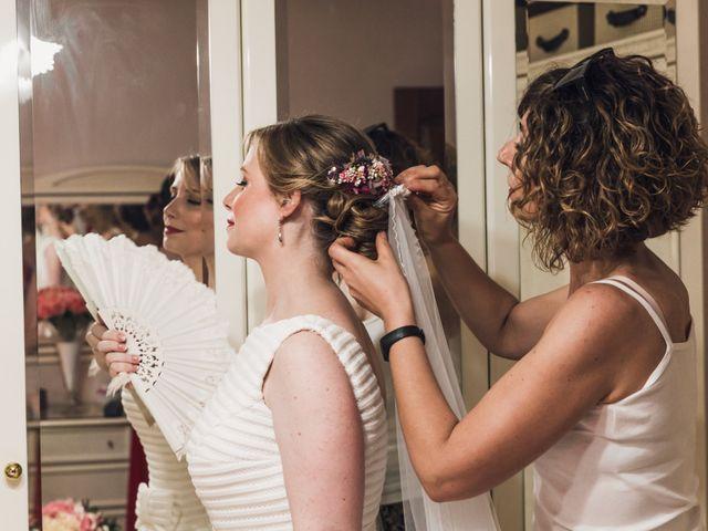 La boda de Vicente y Estefanía en Alacant/alicante, Alicante 15