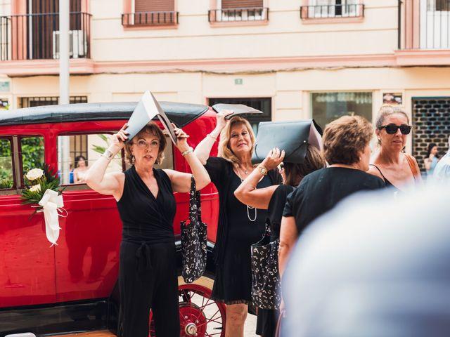 La boda de Vicente y Estefanía en Alacant/alicante, Alicante 18