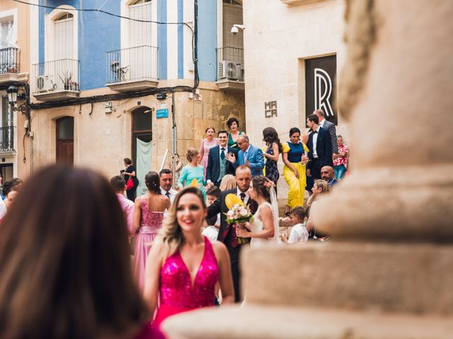 La boda de Vicente y Estefanía en Alacant/alicante, Alicante 19