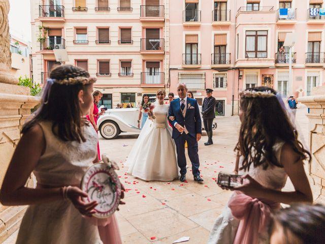 La boda de Vicente y Estefanía en Alacant/alicante, Alicante 22