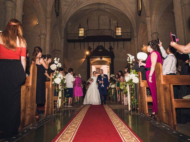 La boda de Vicente y Estefanía en Alacant/alicante, Alicante 23