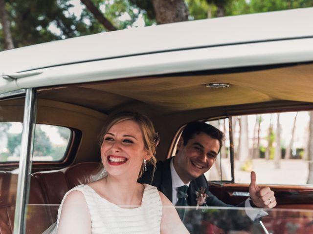 La boda de Vicente y Estefanía en Alacant/alicante, Alicante 30
