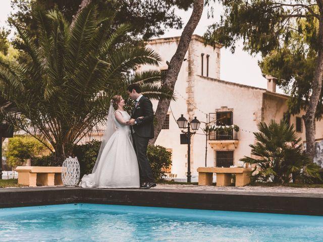La boda de Vicente y Estefanía en Alacant/alicante, Alicante 31