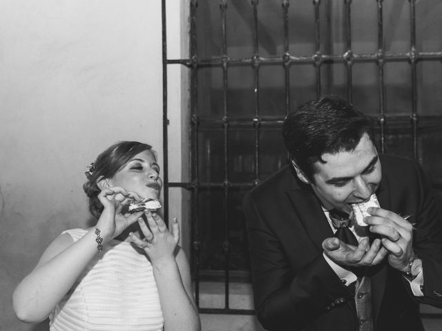 La boda de Vicente y Estefanía en Alacant/alicante, Alicante 37
