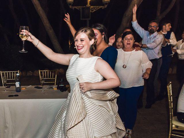 La boda de Vicente y Estefanía en Alacant/alicante, Alicante 39