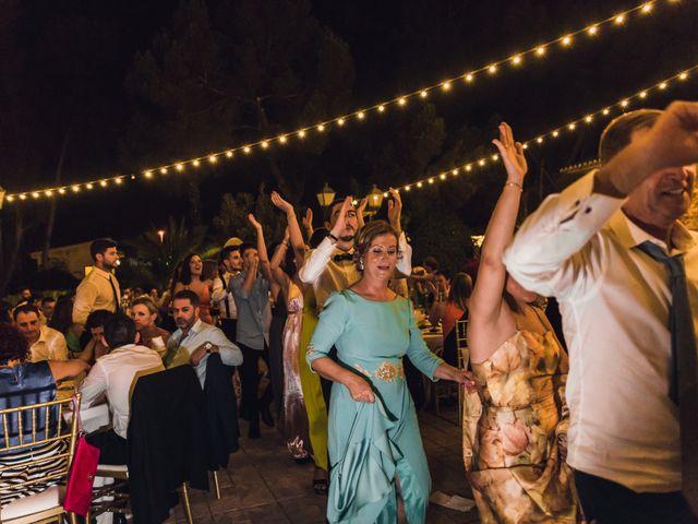 La boda de Vicente y Estefanía en Alacant/alicante, Alicante 41