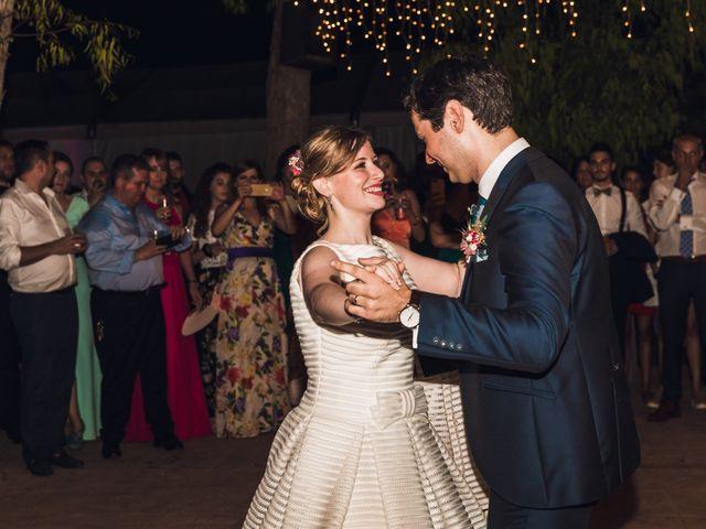 La boda de Vicente y Estefanía en Alacant/alicante, Alicante 43