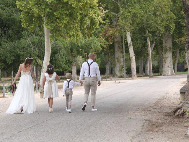 La boda de Alfonso y Paula en Aranjuez, Madrid 14
