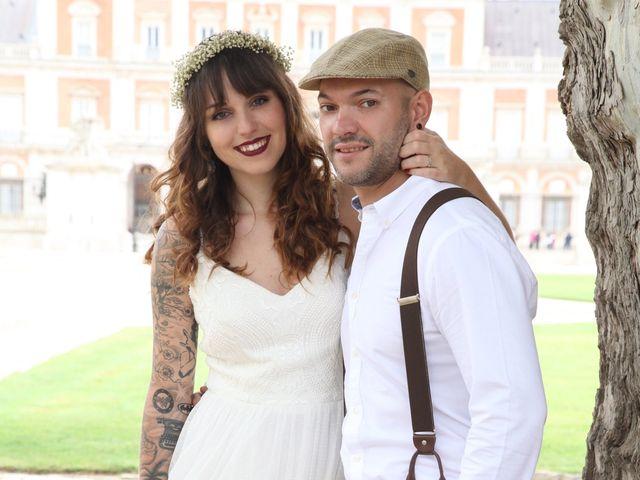 La boda de Alfonso y Paula en Aranjuez, Madrid 15