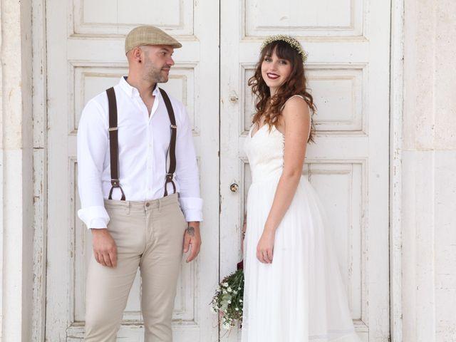 La boda de Alfonso y Paula en Aranjuez, Madrid 17