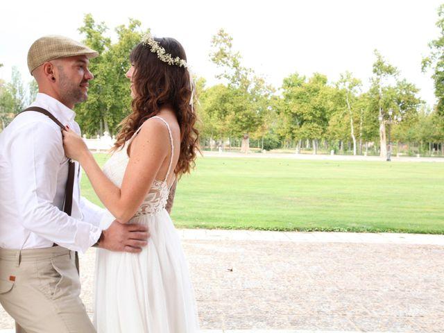 La boda de Alfonso y Paula en Aranjuez, Madrid 18
