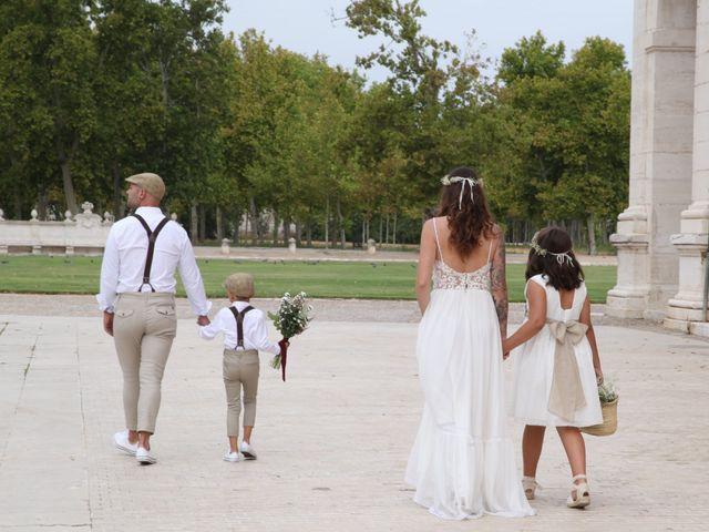 La boda de Alfonso y Paula en Aranjuez, Madrid 19