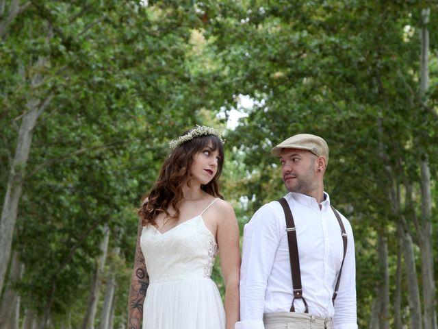 La boda de Alfonso y Paula en Aranjuez, Madrid 23