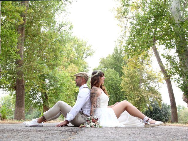 La boda de Alfonso y Paula en Aranjuez, Madrid 25