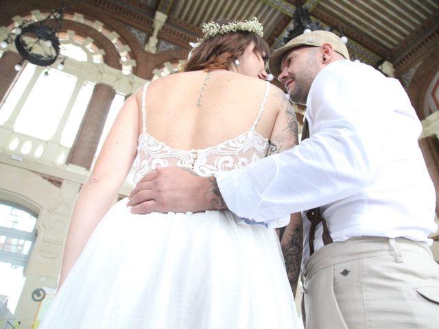 La boda de Alfonso y Paula en Aranjuez, Madrid 30