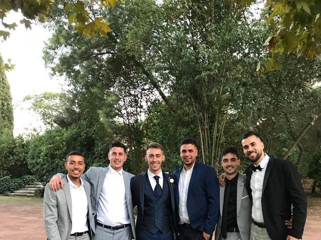 La boda de Aitana y Artur en Riudellots De La Selva, Girona 1
