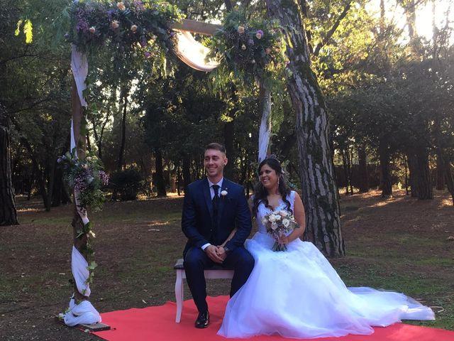 La boda de Aitana y Artur en Riudellots De La Selva, Girona 2