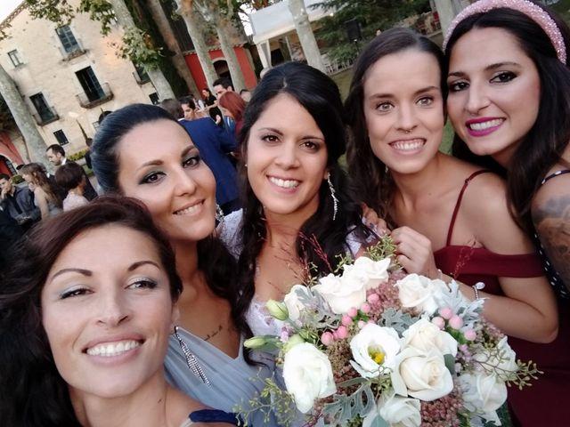 La boda de Aitana y Artur en Riudellots De La Selva, Girona 5