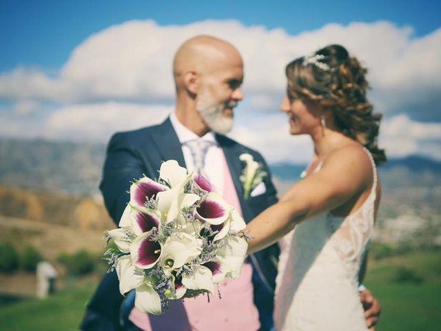 La boda de Leo y Mónica en Mijas Costa, Málaga 12