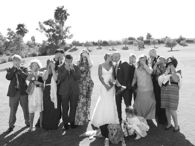 La boda de Leo y Mónica en Mijas Costa, Málaga 17