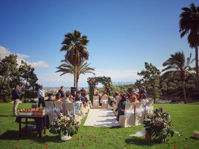 La boda de Leo y Mónica en Mijas Costa, Málaga 21