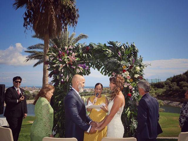 La boda de Leo y Mónica en Mijas Costa, Málaga 25