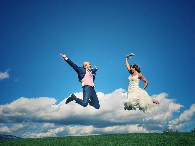La boda de Mónica y Leo