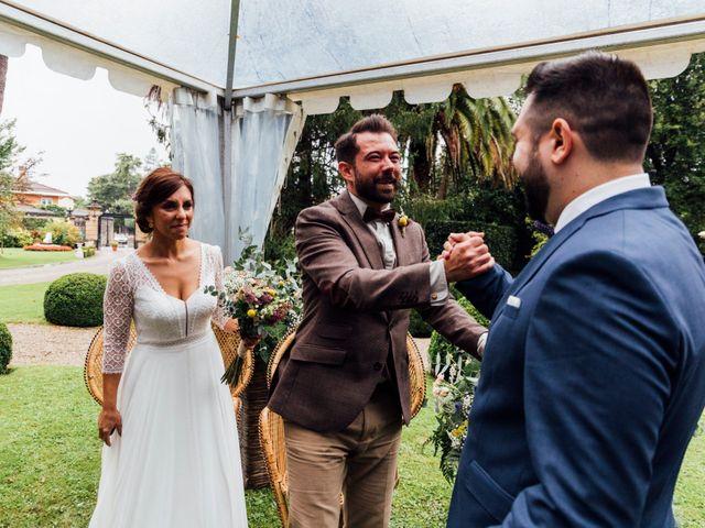 La boda de David y Eva en Gijón, Asturias 48