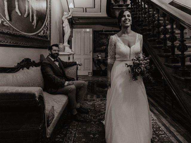 La boda de David y Eva en Gijón, Asturias 54