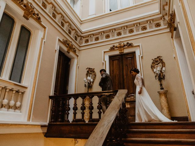 La boda de David y Eva en Gijón, Asturias 55