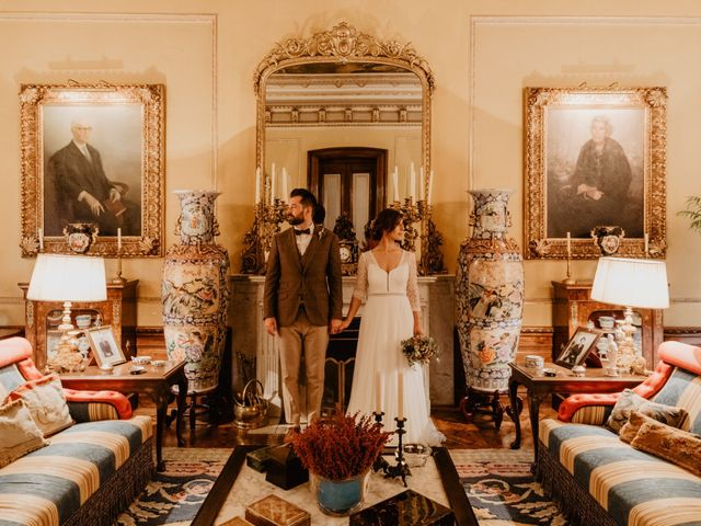 La boda de David y Eva en Gijón, Asturias 57