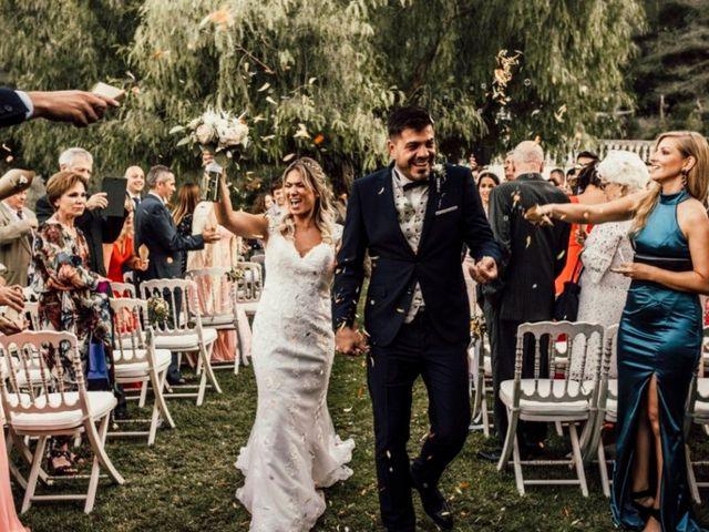 La boda de Lavinia y Fausto
