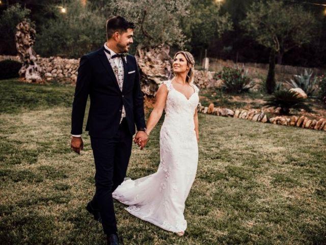 La boda de Fausto y Lavinia en Puigpunyent, Islas Baleares 7