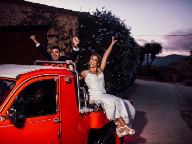 La boda de Fausto y Lavinia en Puigpunyent, Islas Baleares 8