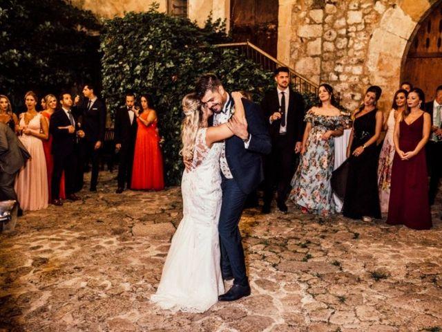 La boda de Fausto y Lavinia en Puigpunyent, Islas Baleares 12