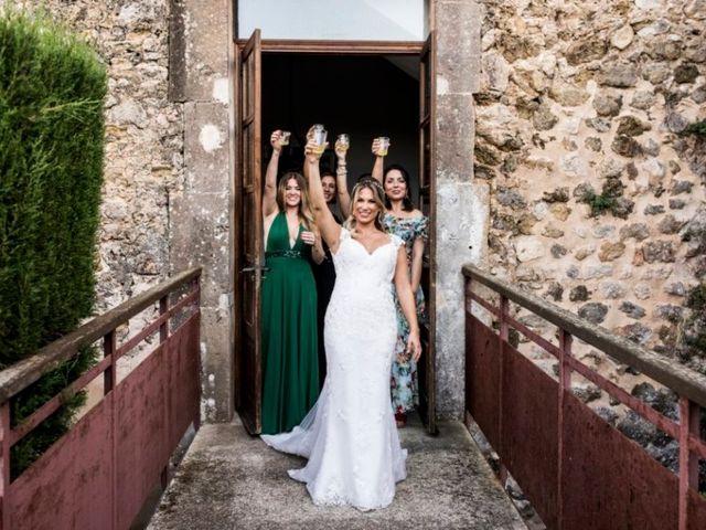 La boda de Fausto y Lavinia en Puigpunyent, Islas Baleares 3