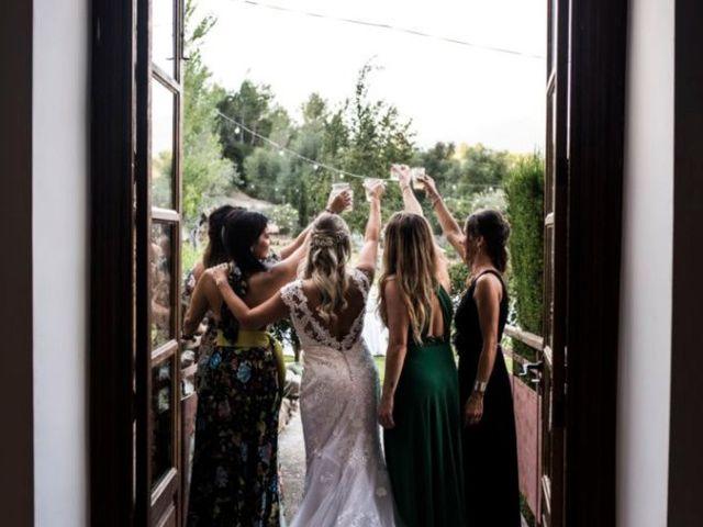 La boda de Fausto y Lavinia en Puigpunyent, Islas Baleares 4