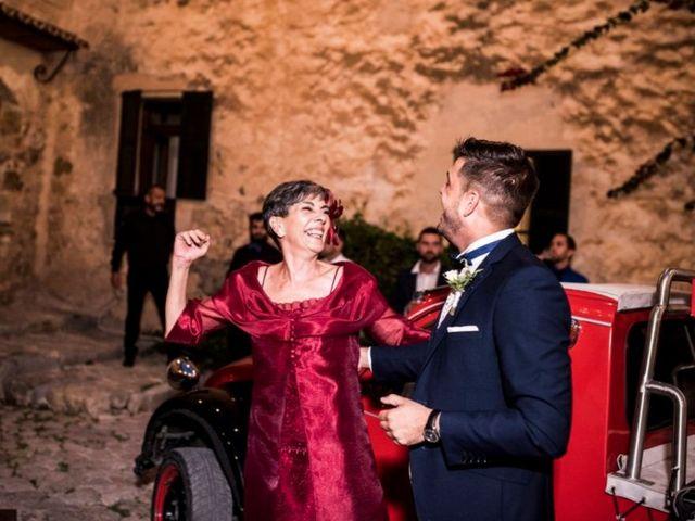 La boda de Fausto y Lavinia en Puigpunyent, Islas Baleares 14