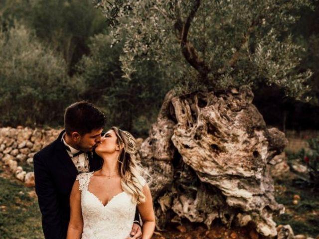 La boda de Fausto y Lavinia en Puigpunyent, Islas Baleares 1