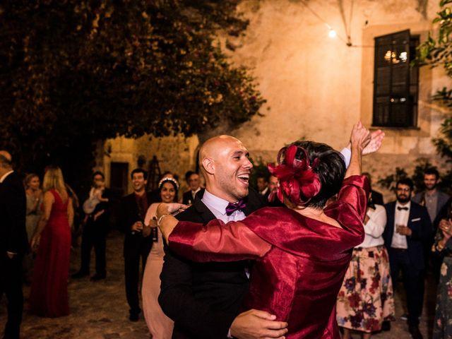 La boda de Fausto y Lavinia en Puigpunyent, Islas Baleares 15
