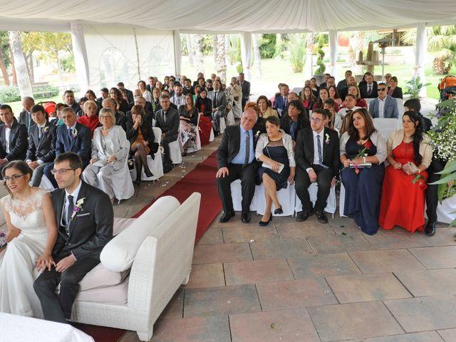 La boda de Desi y Jan en Sant Vicenç De Montalt, Barcelona 18