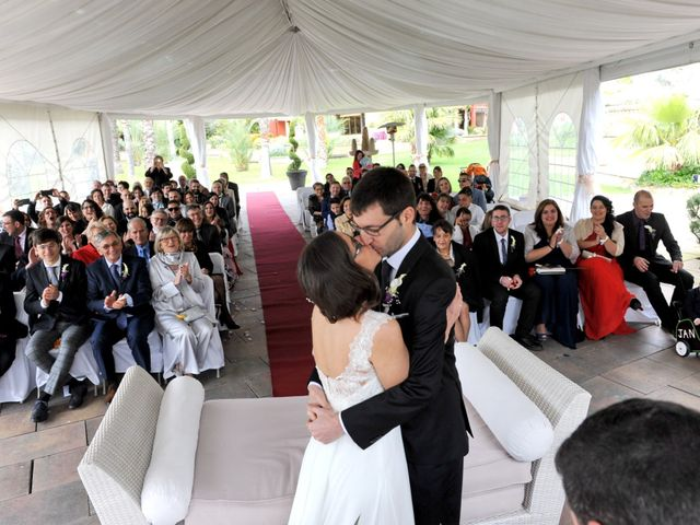 La boda de Desi y Jan en Sant Vicenç De Montalt, Barcelona 21