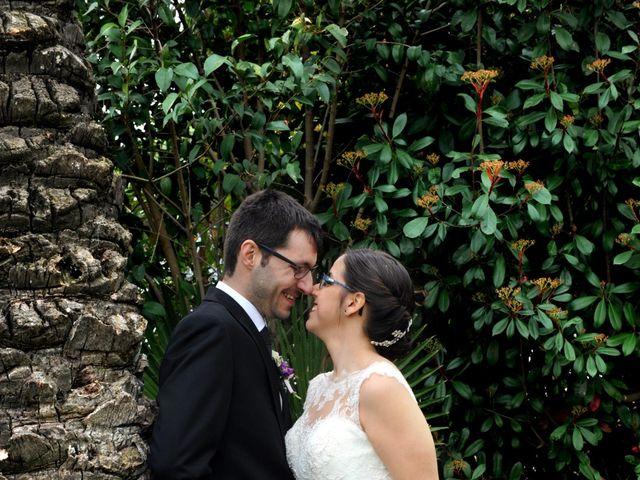 La boda de Desi y Jan en Sant Vicenç De Montalt, Barcelona 23