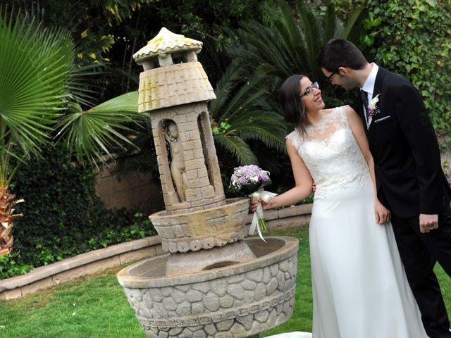 La boda de Desi y Jan en Sant Vicenç De Montalt, Barcelona 24
